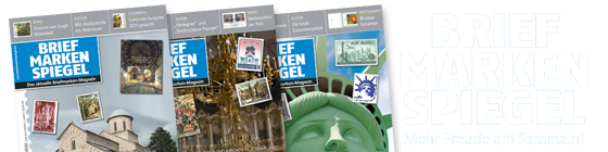 BRIEFMARKEN SPIEGEL online