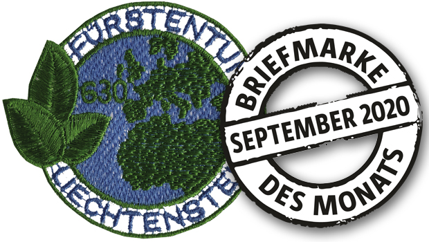 Briefmarke des Monats September